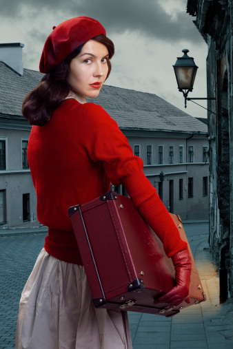 1940s-retro-woman