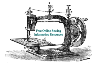 online sewing resource