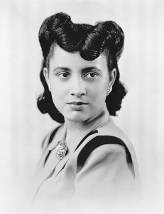 1940s hair black woman