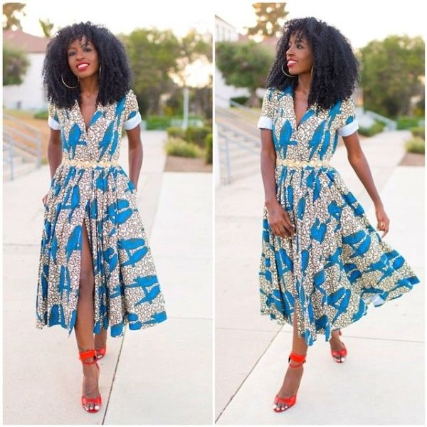 African-Styled_Shirtwaist_dress