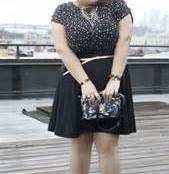 fat girl skinny belt