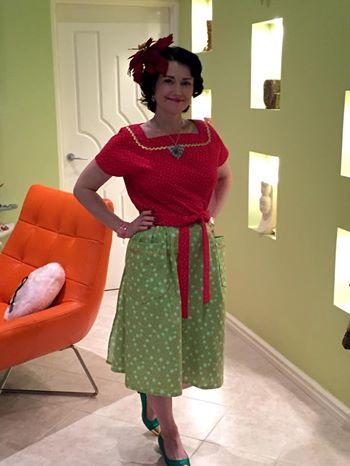 rachel_two_toned_swirl_dress