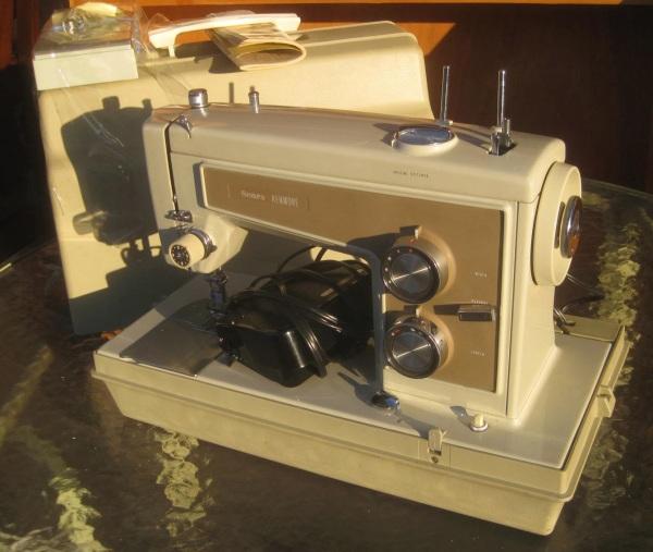 SewingMachineKenmoreSears