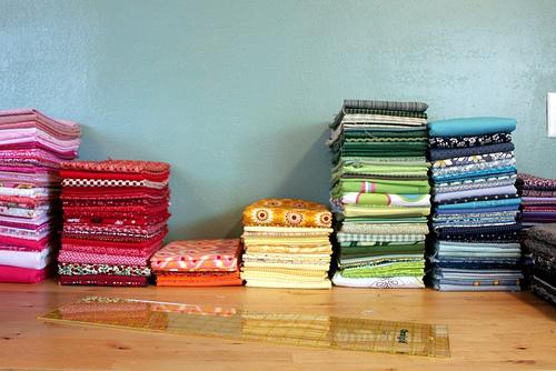 folded-fabric