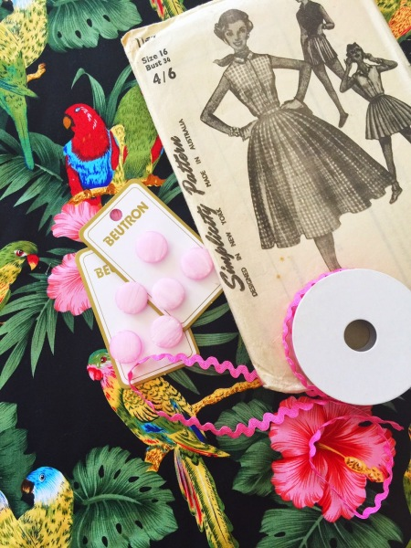Sew Retro Rose Valentine Giveaway 2015