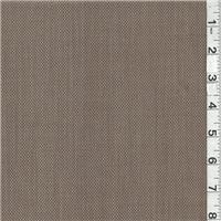 beige gray wool suiting