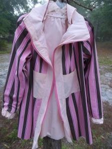Pink Minoru Lining
