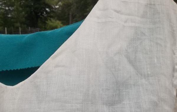 Simplicity 8523 close-up