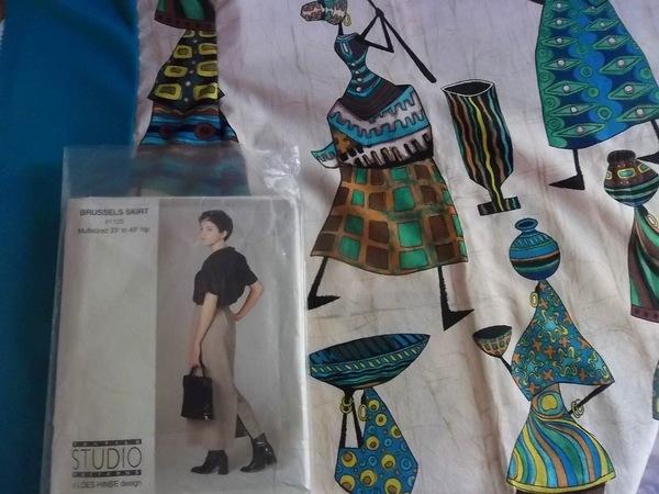 Brussels Skirt 1105