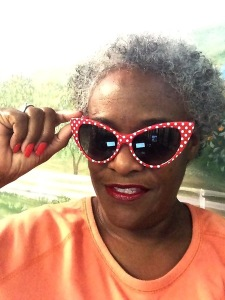 Red Polka Dot Glasses