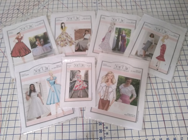 Sew Chic Pattern Collection