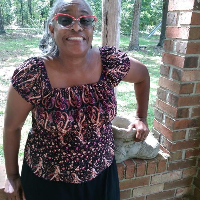 Black Challis Rita